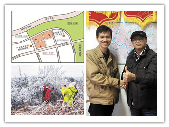 11月26日焦点图:南宁火车东站旁将建公路客运站