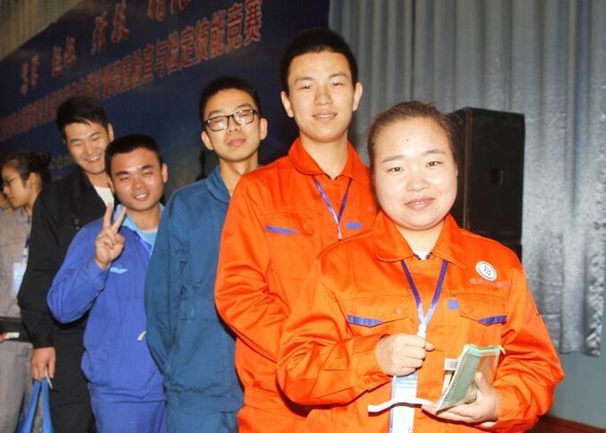 电能计量装置检查与检定竞赛在广电院举办