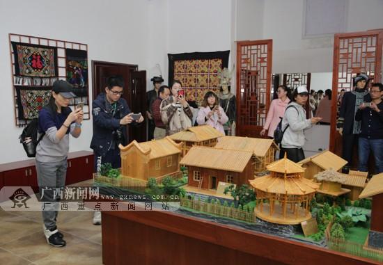"""河池""""三中心一馆""""旅游服务 一站式阅遍桂西北风情"""