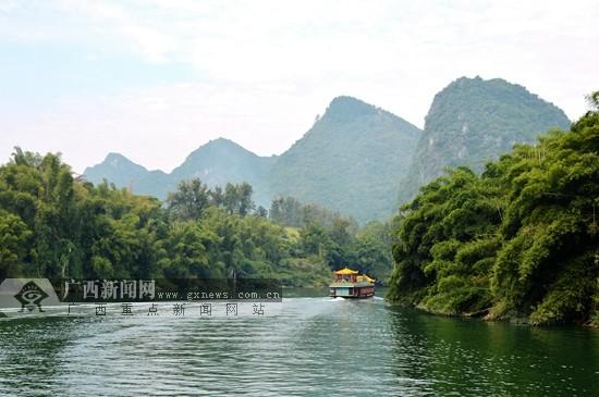 宜州:青山绿水美如画 三姐故里是歌源(图)