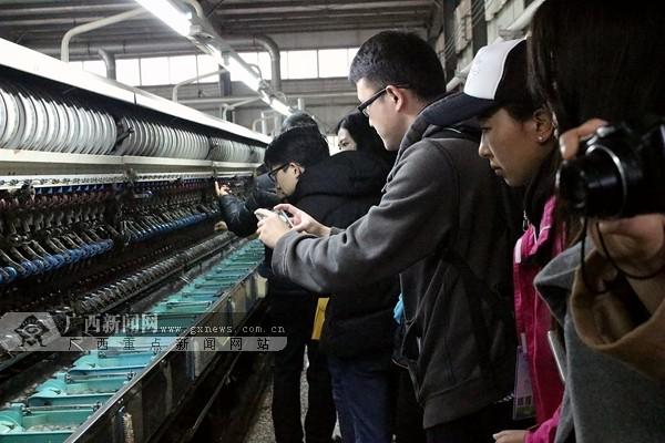 三姐故里嘉联丝绸 工业旅游铺就致富路(图)