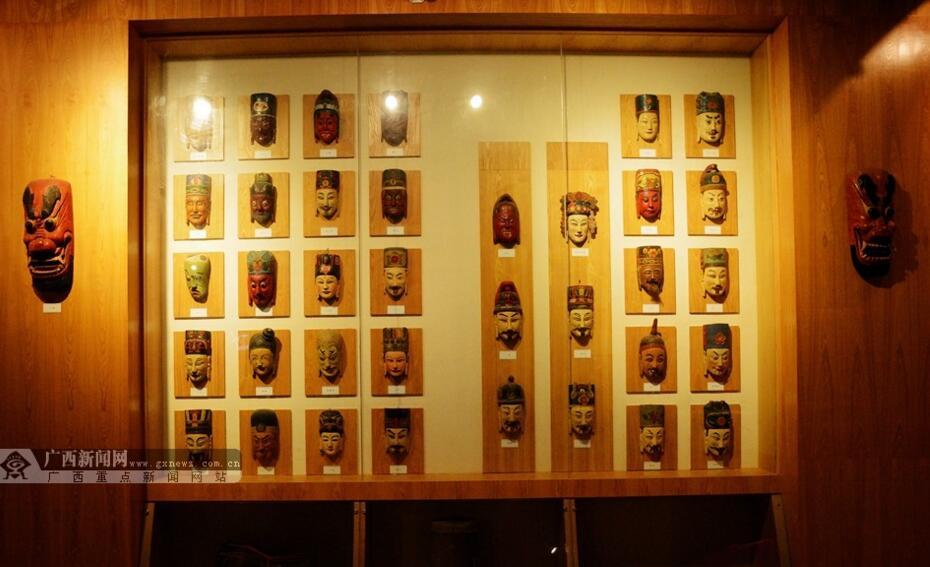 走进毛南族博物馆 领略毛南族悠久神秘的历史文化