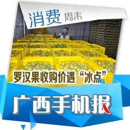 """【消费周末】桂林罗汉果收购价格遇""""冰点"""""""