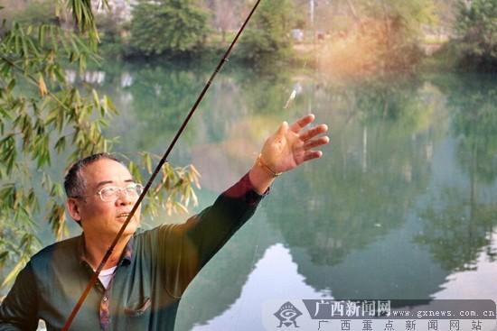 [河池行]坡纳屯打造巴马养生旅游新名片(组图)