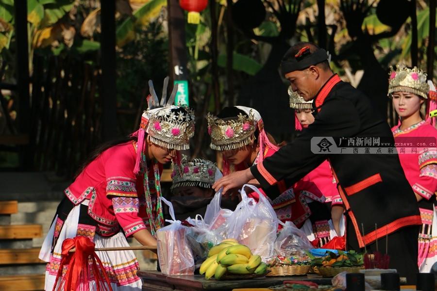 巴马仁寿山庄:仁寿精神流传 打造民俗文化旅游