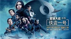 《星球大战外传:侠盗一号》定档