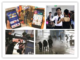 12月12日焦点图:支付宝大战银联 引爆邕城消费潮