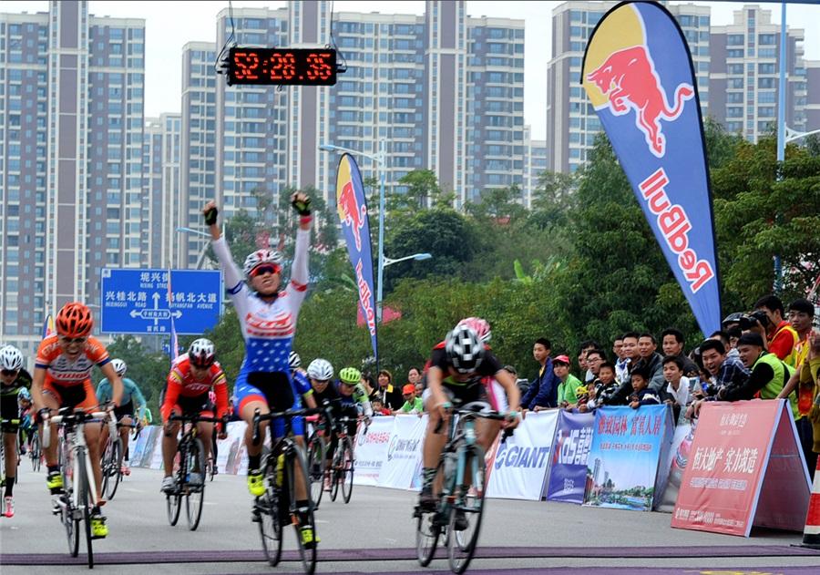 2016中国公路自行车巡回赛