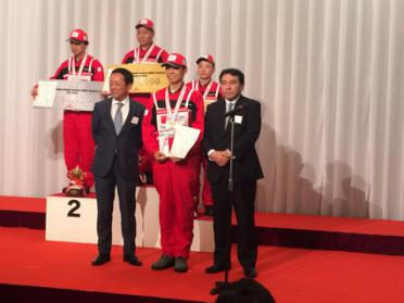 三菱全球服务技能竞赛落幕 东南汽车荣居中国大陆厂家第一