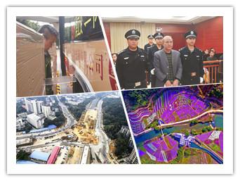 12月14日焦点图:南宁BRT试点工程春节前试运营