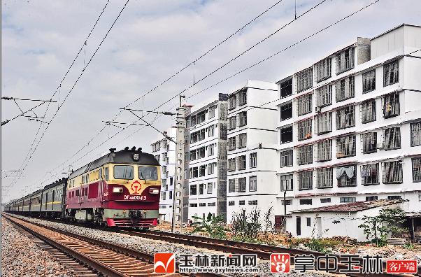 黎湛铁路玉州段沿线风貌改造工作进展顺利