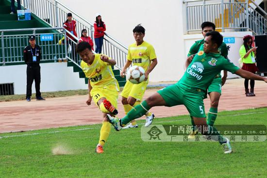 中国・东盟足球邀请赛结束 中国杯主题日活动举行