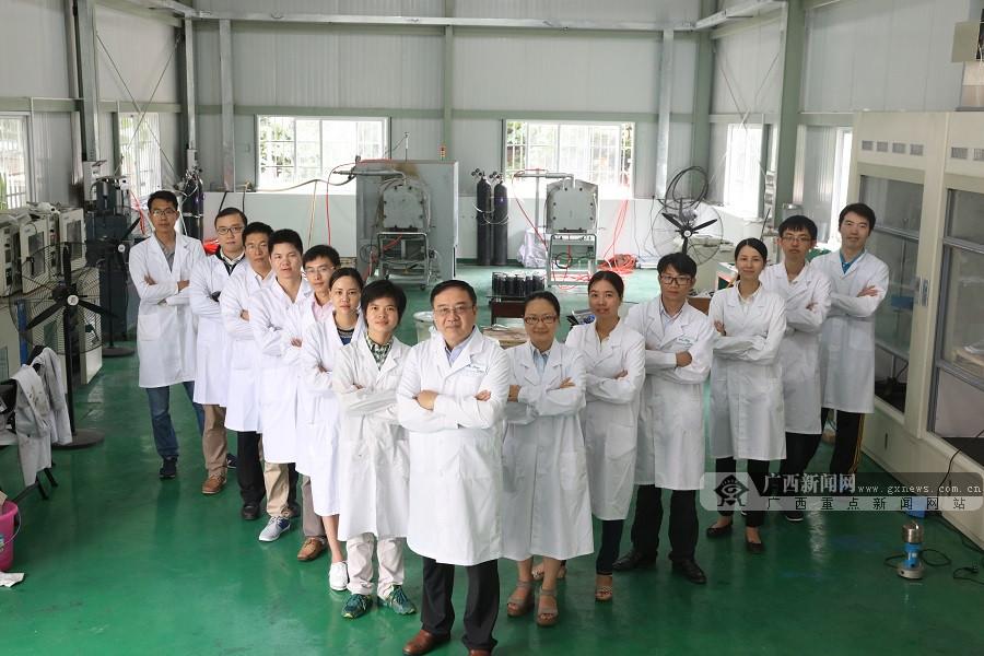 广西石墨烯研究院