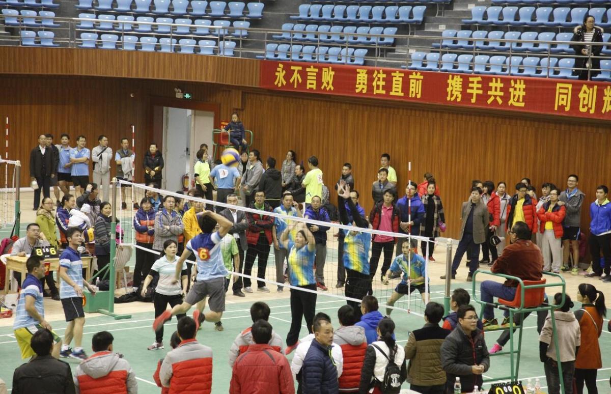 大化县教育系统职工运动会圆满落幕