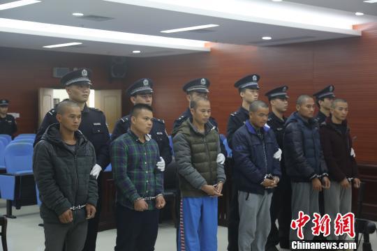 防城港集中宣判6起走私案 7人获刑