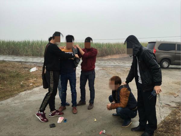 宁明公安局连破2起毒品案 打响开年禁毒战役第一枪