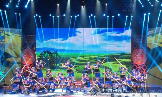 """2017""""歌海元宵""""广西文艺界电视联欢晚会在邕录制"""