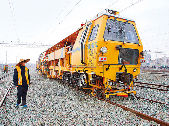 桂林动车所建设进入冲刺阶段 1月底或可存车检修