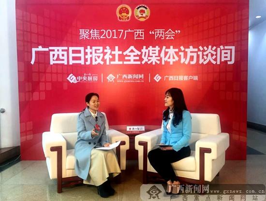 郭珍妮代表:提高少数民族学生补助 让忙帮到点子上