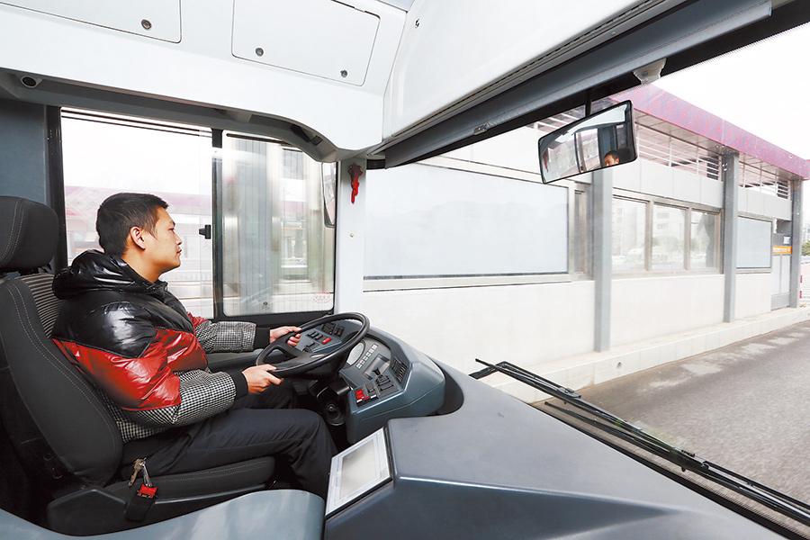 南宁首条BRT计划1月25日试运营 跑全程约需40分钟