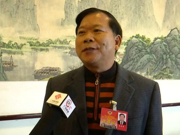 庞栋春委员:发展生态农业 推进农业供给侧改革