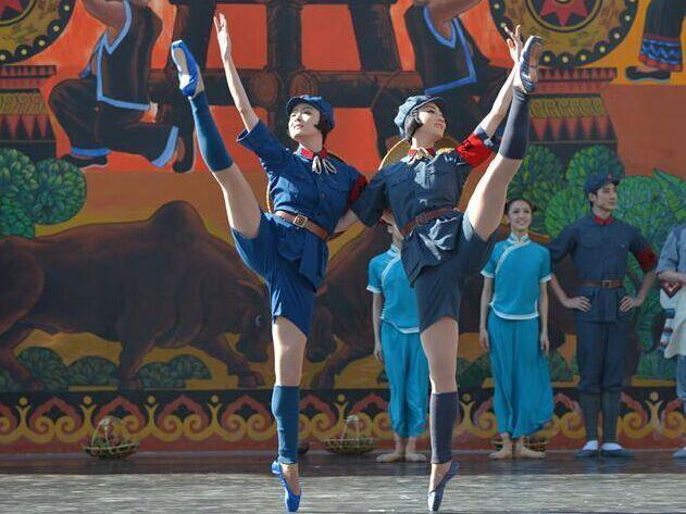 中央芭蕾舞团赴云南演出