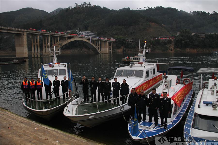 广西春节水上交通安全形势良好