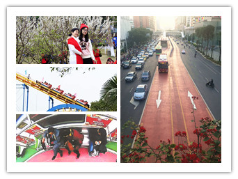 2月7日焦点图:天桥坡道将加宽 南宁BRT有望更快速