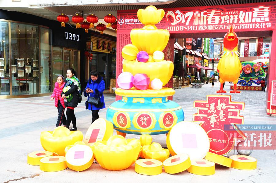 南宁:安吉元宵花灯文化节等你来