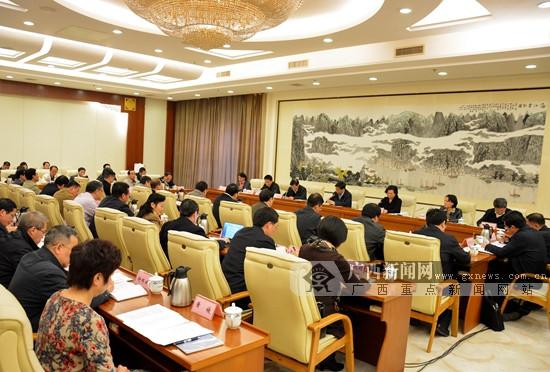 2017年区直机关党建工作务虚会在邕召开