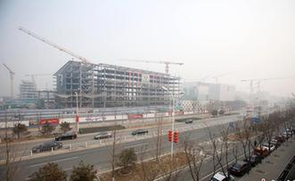 北京城市副中心布局大调整