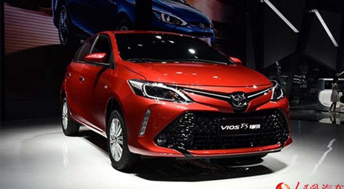 威驰FS将于3月 1日正式上市 两厢版造型