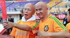 香港明星足球赛在即 谭咏麟或带队