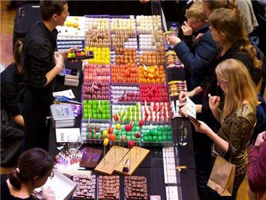阿姆斯特丹:巧克力盛宴