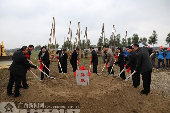 玉柴计划投资15.6亿元建设广西最大光伏发电项目