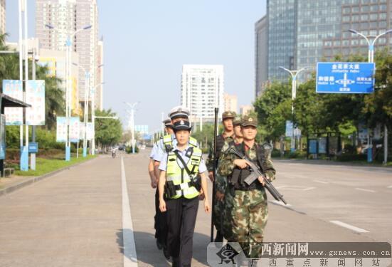 警务站唯一女警骆昱晓的酸甜苦辣