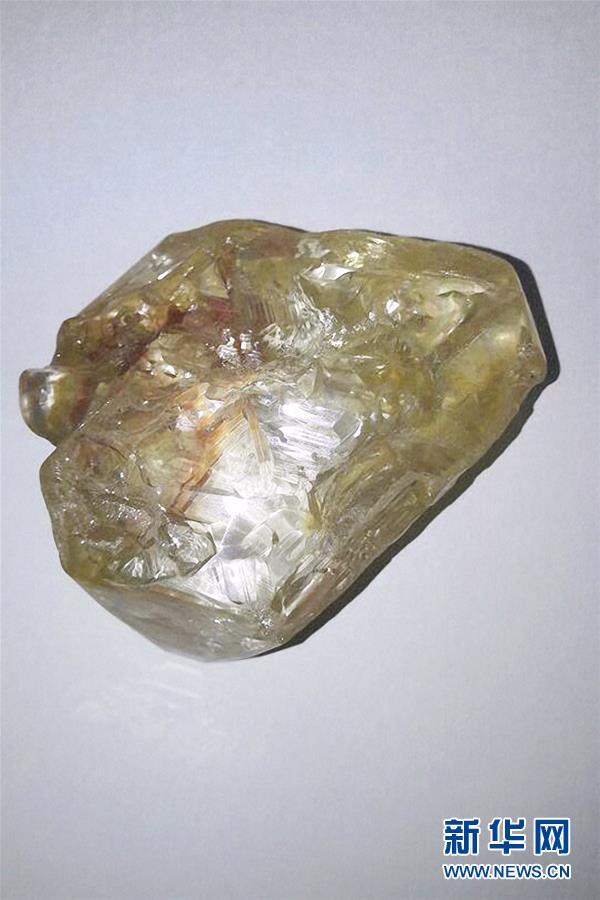 (外代一线)(1)塞拉利昂发现一颗700多克拉超大钻石