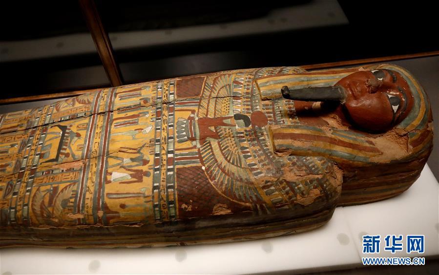 [1](外代二线)美国自然历史博物馆举办木乃伊展