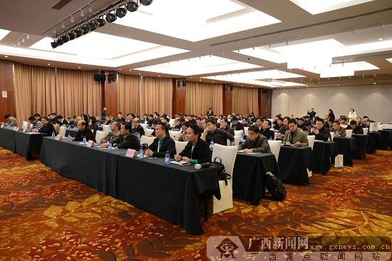 广西有色集团破产财产公开处置项目路演推介会在南宁举行