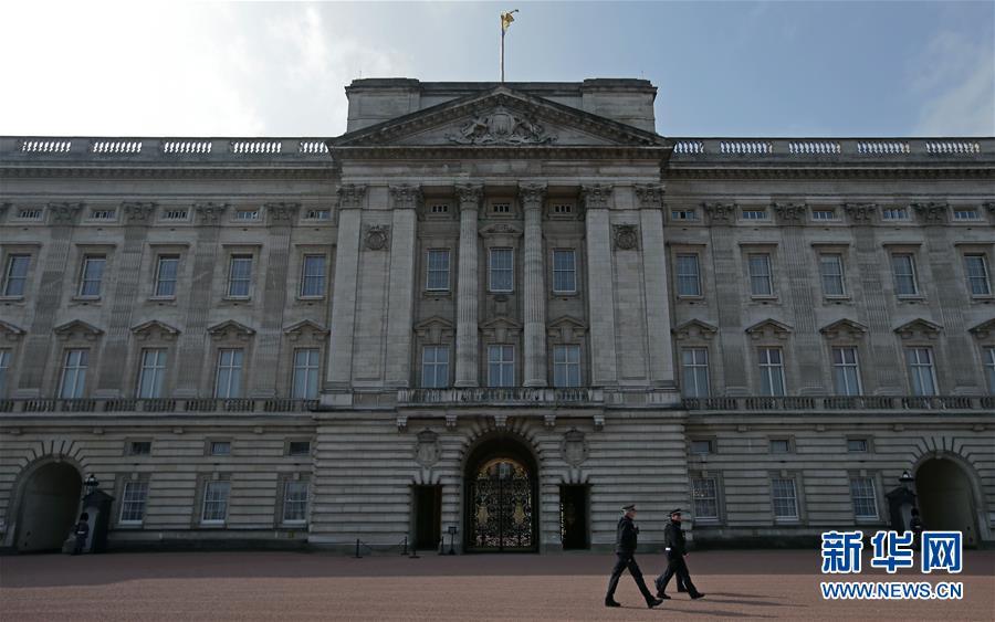 """(外代一线)(1)英国女王伊丽莎白二世批准""""脱欧""""法案"""