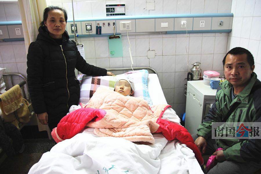 女孩患白血病急需骨髓移植 夫妇公开养女身世寻亲