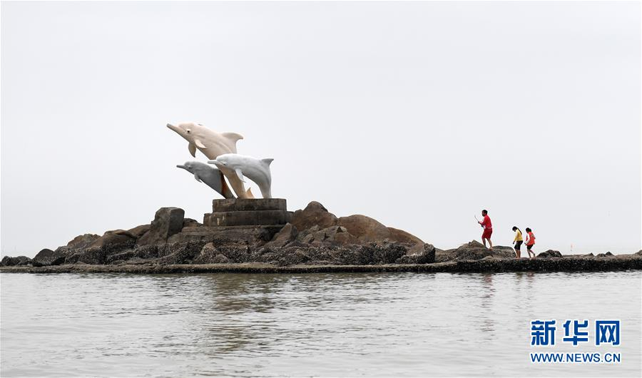 (新华网)(2)广西钦州:春暖海边好游玩