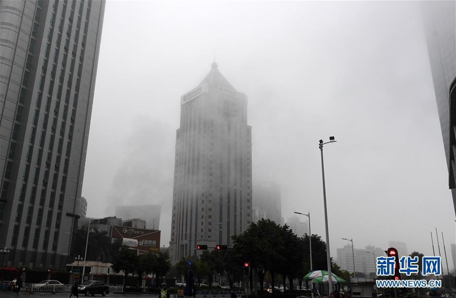 (环境)(2)广西多地发布大雾预警