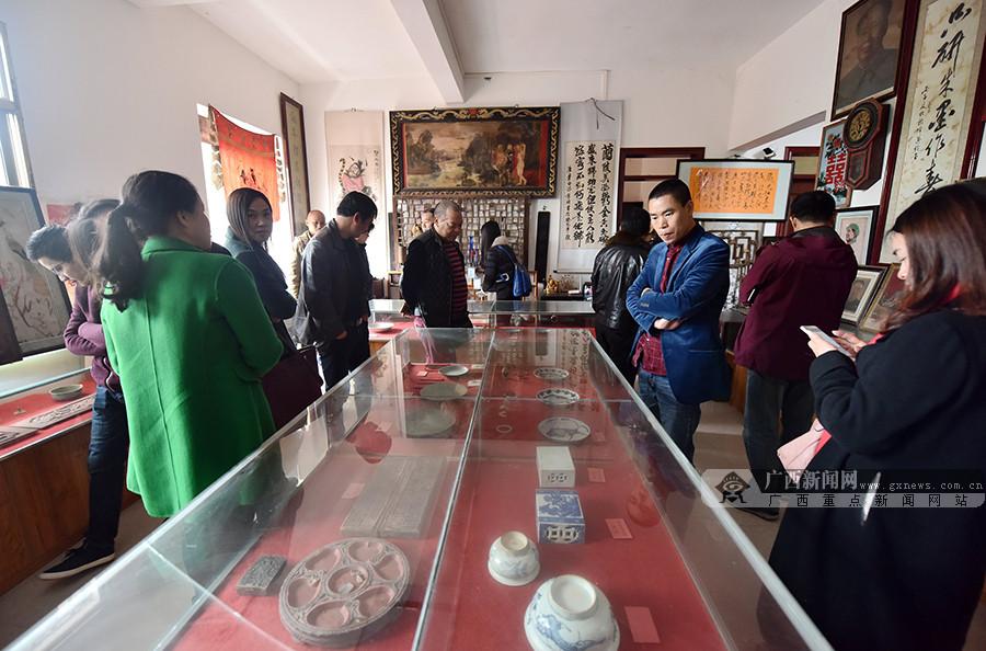 广西罗城:民间博物馆馆存文物留住根脉(图)