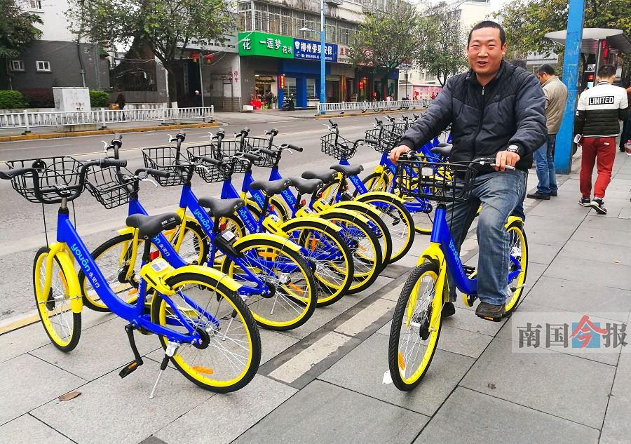 共享单车现龙城方便还是不方便?有人认同有人质疑