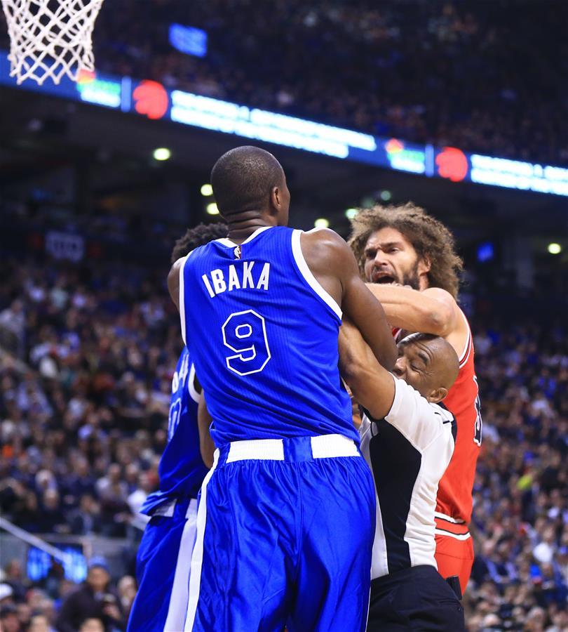 (体育)(3)篮球――NBA常规赛发生球场打架事件