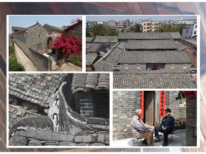 广西横县宁村大屋:80多年前建的老宅 情怀依旧