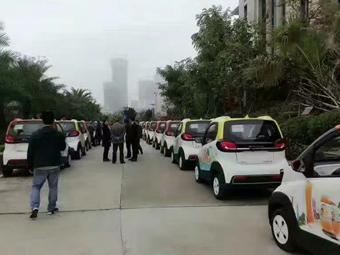 网传共享汽车即将进入南宁 记者就此进行相关采访