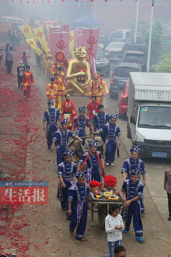 """广西""""三月三""""有哪些民俗?祭祀对歌是最主要活动"""