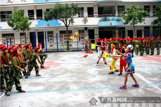 """浓情""""三月三""""桃源路小学唱响民族风"""